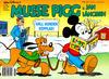Cover for Musse Pigg & Jan Långben [julalbum] (Semic, 1972 series) #[1993] - Håll hunden kopplad!