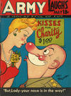 Cover for Army Laughs (Prize, 1941 series) #v7#2
