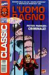 Cover for L'Uomo Ragno Classic (Marvel Italia, 1994 series) #80