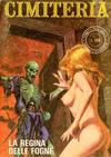 Cover for Cimiteria (Edifumetto, 1977 series) #5
