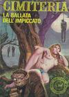 Cover for Cimiteria (Edifumetto, 1977 series) #7