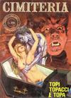 Cover for Cimiteria (Edifumetto, 1977 series) #8
