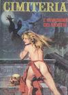 Cover for Cimiteria (Edifumetto, 1977 series) #19