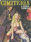 Cover for Cimiteria (Edifumetto, 1977 series) #24