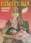 Cover for Cimiteria (Edifumetto, 1977 series) #11