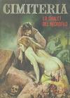 Cover for Cimiteria (Edifumetto, 1977 series) #13