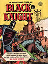 Cover for Black Knight (Horwitz, 1960 ? series) #2