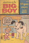 Cover for Adventures of the Big Boy (Webs Adventure Corporation, 1957 series) #51 [East]