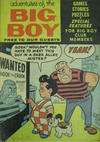 Cover for Adventures of the Big Boy (Webs Adventure Corporation, 1957 series) #26 [West]