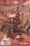 Cover for Superior Spider-Man (Marvel, 2013 series) #6AU