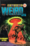 Cover for Weird Mystery Tales (K. G. Murray, 1972 series) #37
