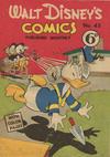 Cover for Walt Disney's Comics (W. G. Publications; Wogan Publications, 1946 series) #45