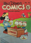 Cover for Walt Disney's Comics (W. G. Publications; Wogan Publications, 1946 series) #36