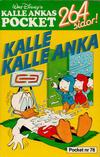Cover for Kalle Ankas pocket (Richters Förlag AB, 1985 series) #78 - Kalle Kalle Anka