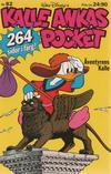 Cover for Kalle Ankas pocket (Richters Förlag AB, 1985 series) #82 - Äventyrens Kalle