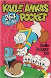 Cover for Kalle Ankas pocket (Richters Förlag AB, 1985 series) #84 - Kalle hugger till