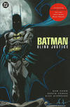 Cover for Batman: Blind Justice (DC, 1992 series) #[Second Printing]