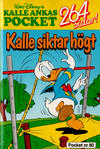 Cover for Kalle Ankas pocket (Richters Förlag AB, 1985 series) #80 - Kalle siktar högt