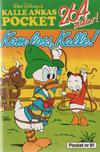 Cover for Kalle Ankas pocket (Richters Förlag AB, 1985 series) #81 - Kom loss, Kalle!