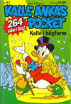 Cover for Kalle Ankas pocket (Richters Förlag AB, 1985 series) #87 - Kalle i högform