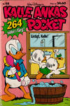 Cover for Kalle Ankas pocket (Richters Förlag AB, 1985 series) #88 - Listigt, Kalle!