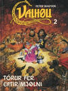 Cover for Valhøll (Fannir, 1987 series) #2