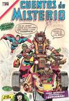 Cover for Cuentos de Misterio (Editorial Novaro, 1960 series) #216