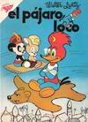 Cover for El Pájaro Loco (Editorial Novaro, 1951 series) #132