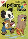 Cover for El Pájaro Loco (Editorial Novaro, 1951 series) #137