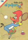 Cover for El Pájaro Loco (Editorial Novaro, 1951 series) #480