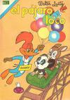 Cover for El Pájaro Loco (Editorial Novaro, 1951 series) #482