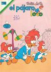 Cover for El Pájaro Loco (Editorial Novaro, 1951 series) #532