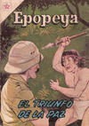 Cover for Epopeya (Editorial Novaro, 1958 series) #61