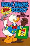 Cover for Kalle Ankas pocket (Richters Förlag AB, 1985 series) #103 - Kalle drämmer till