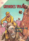 Cover for Grandes Viajes (Editorial Novaro, 1963 series) #15