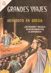 Cover for Grandes Viajes (Editorial Novaro, 1963 series) #34