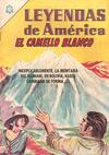 Cover for Leyendas de América (Editorial Novaro, 1956 series) #118