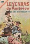 Cover for Leyendas de América (Editorial Novaro, 1956 series) #139