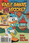 Cover for Kalle Ankas pocket (Serieförlaget [1980-talet], 1993 series) #185 - Du har pippi på tårta, Kalle!