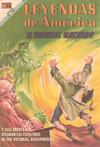 Cover for Leyendas de América (Editorial Novaro, 1956 series) #154