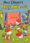 Cover for Kalle Anka & C:o (Richters Förlag AB, 1948 series) #4/1951