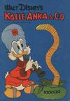 Cover for Kalle Anka & C:o (Hemmets Journal, 1957 series) #10/1958
