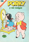 Cover for Porky y sus Amigos (Editorial Novaro, 1951 series) #375