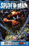 Cover Thumbnail for Superior Spider-Man (2013 series) #1 [Second Printing]
