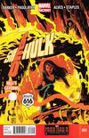 Cover for Red She-Hulk (Marvel, 2012 series) #64