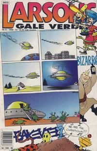 Cover Thumbnail for Larsons gale verden (Bladkompaniet / Schibsted, 1992 series) #6/1998