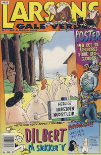 Cover Thumbnail for Larsons gale verden (Bladkompaniet / Schibsted, 1992 series) #7/1998