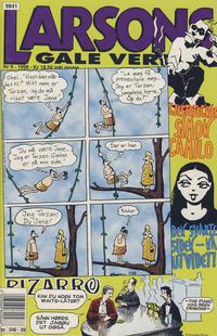 Cover Thumbnail for Larsons gale verden (Bladkompaniet / Schibsted, 1992 series) #9/1998