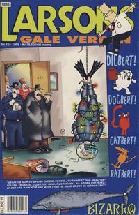 Cover Thumbnail for Larsons gale verden (Bladkompaniet, 1992 series) #10/1998