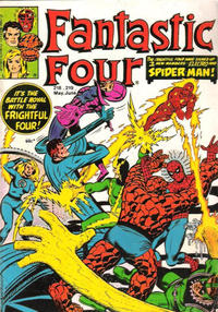 Cover Thumbnail for Fantastic Four (Yaffa / Page, 1979 ? series) #218/219